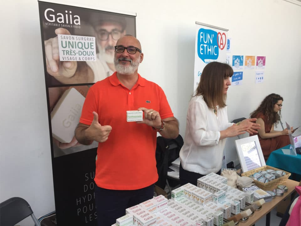 Franck Peiffer - Co-fondateur Gaiia