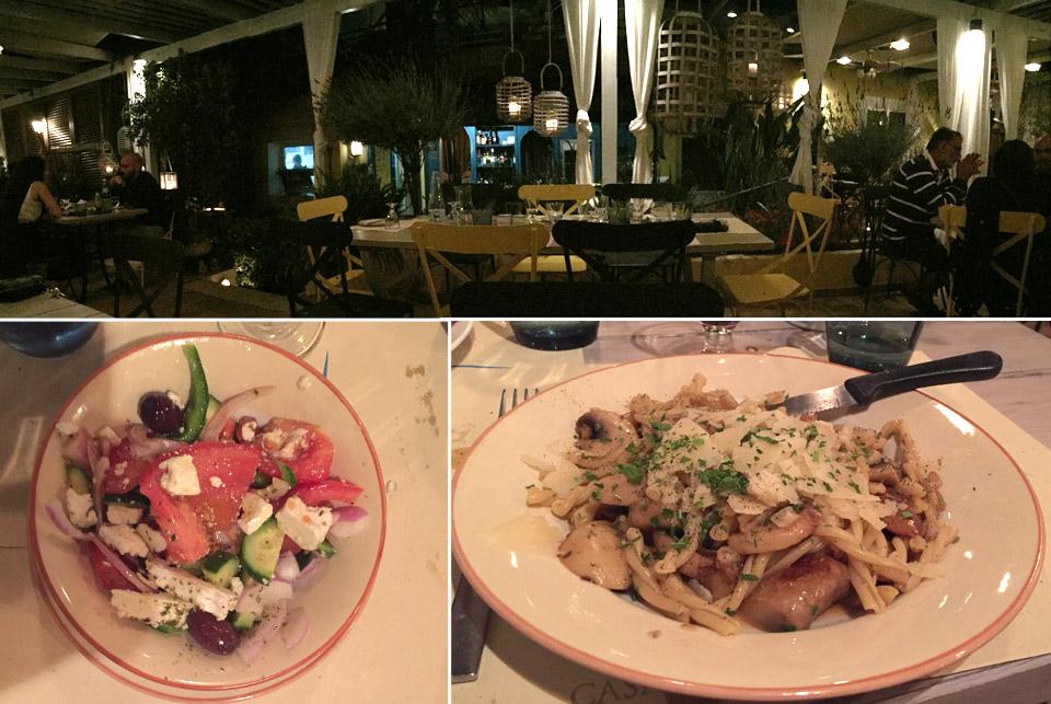 Restaurant Casa grec