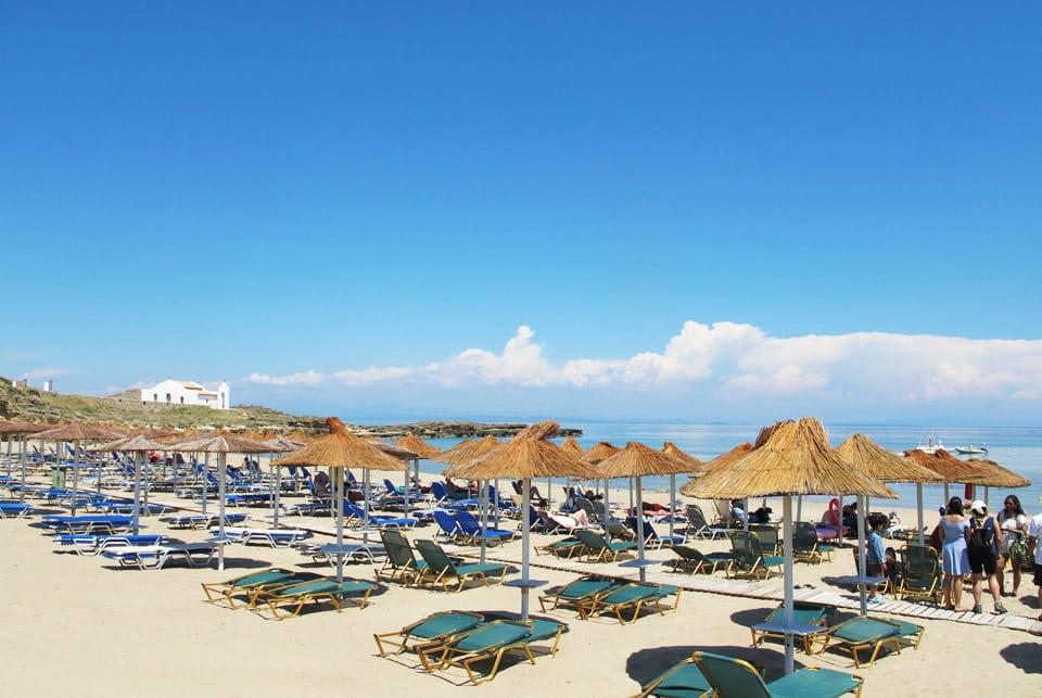Séjour a Zante, Agios nikolaos Il etait une veggie