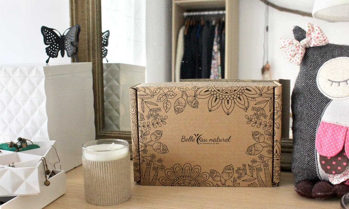 box belle au naturel de juillet test code promo iletaituneveggie. Black Bedroom Furniture Sets. Home Design Ideas