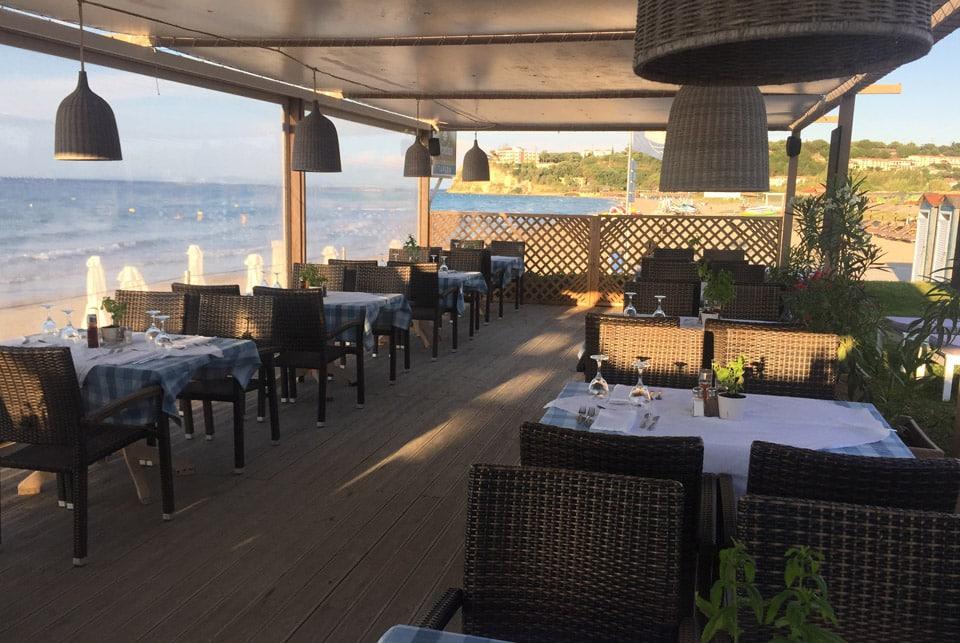 Séjour à Zante, Restaurant Iakinthos - Tsilivi - il etait une veggie