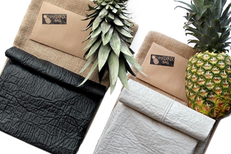 Cuir vegan Pinatex cuir d ananas @iletaituneveggie