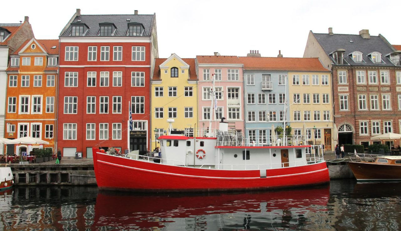 week end de 3 jours a Copenhague