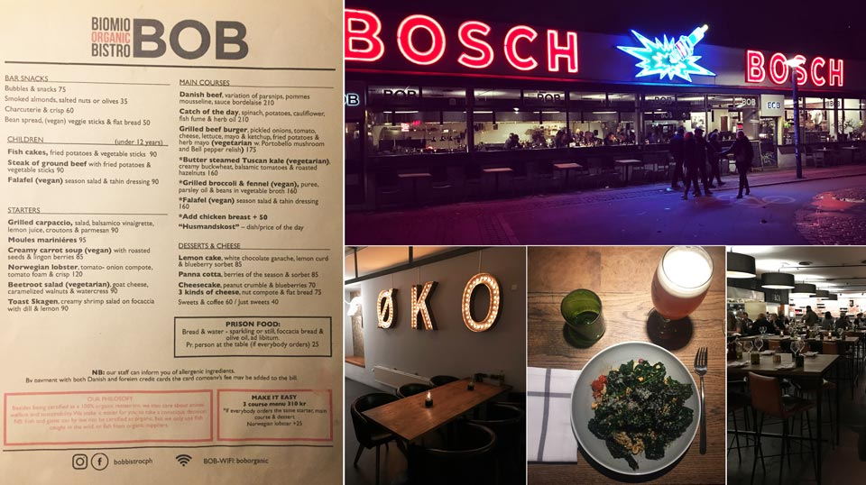 BOB Resto week end de 3 jours a Copenhague