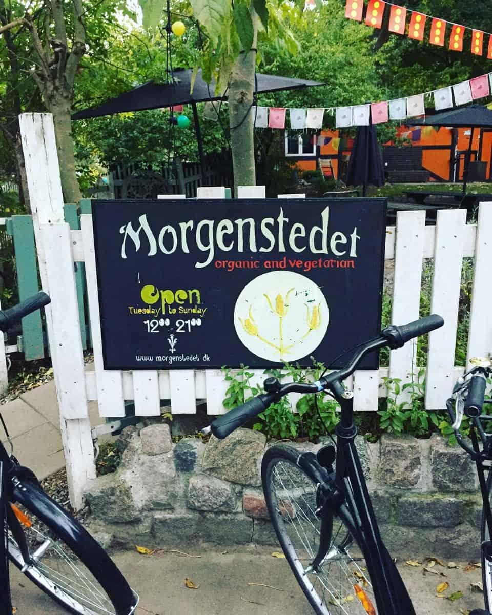 Christiania 3 jours a Copenhague il etait une veggie