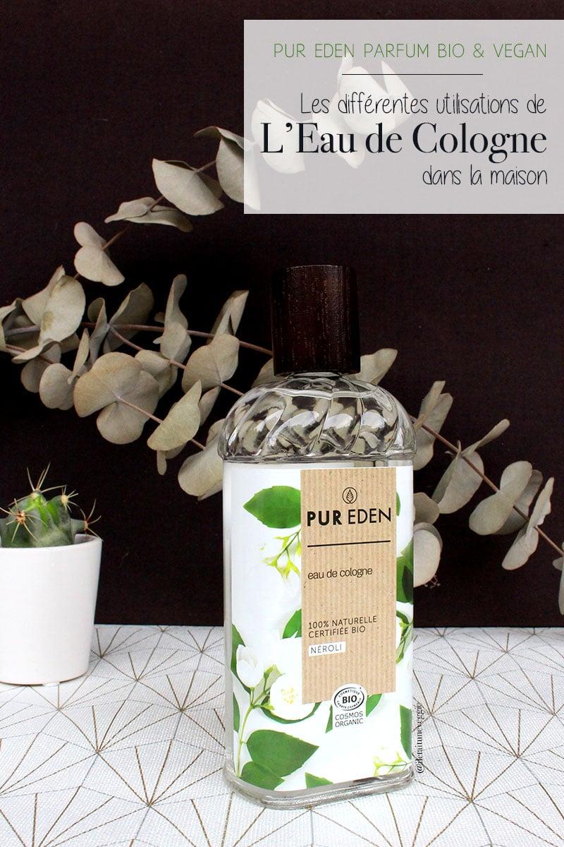 Pur Eden parfums bio et vegan par il etait une veggie