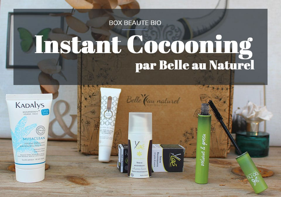 box belle au naturel box bio code promo black friday