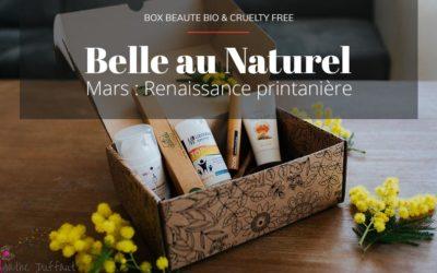 Box beauté Belle au Naturel «Renaissance printanière»