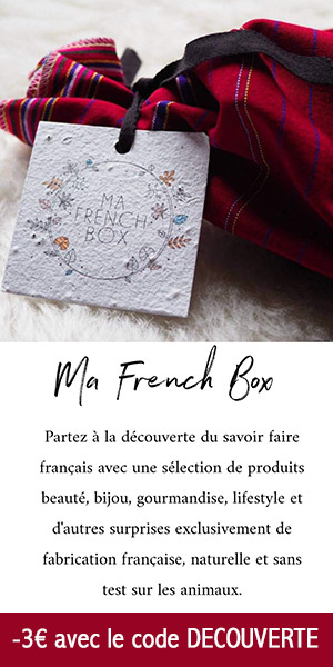 My French box, creations françaises