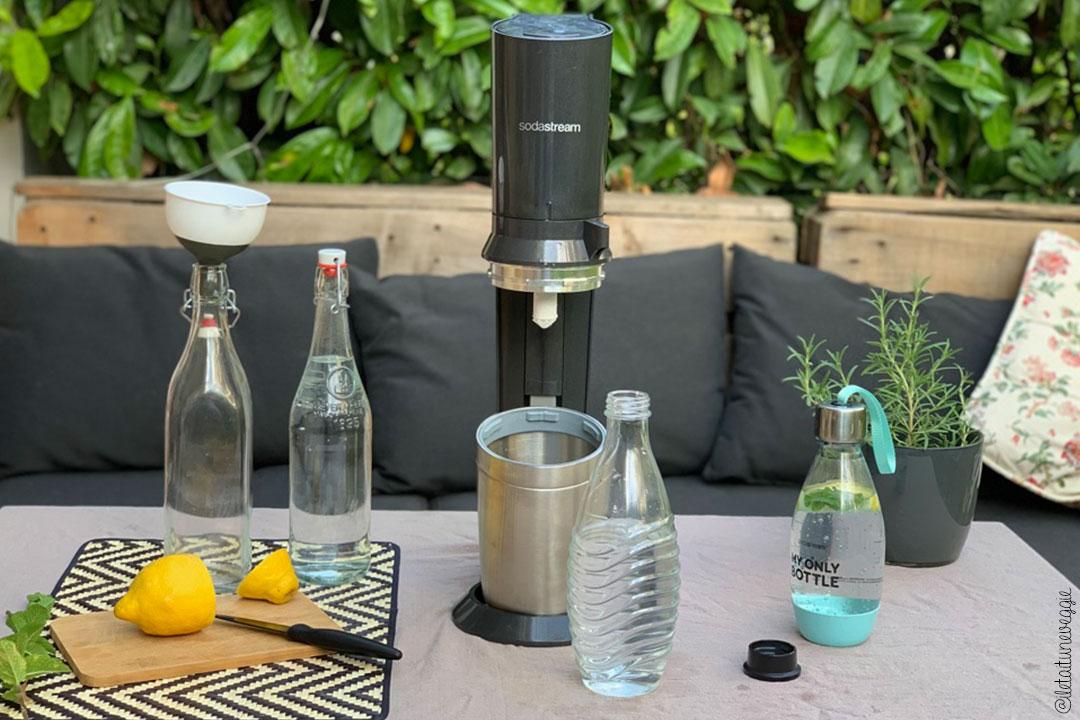 Boire l'eau du robinet et supprimer les bouteilles en plastique