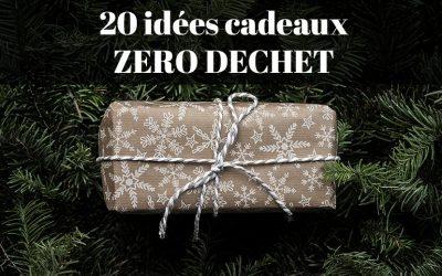 20 idées cadeaux zéro déchet pour un Noël cool & écolo