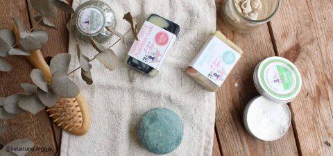 Les savons de Joya cosmetiques bio et naturels
