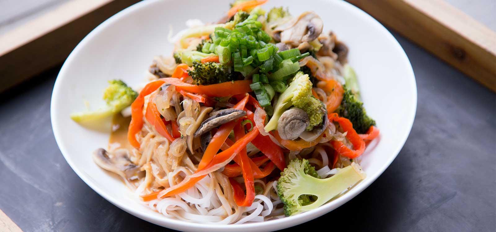 cuisiner végétarien avec la Veg'in box