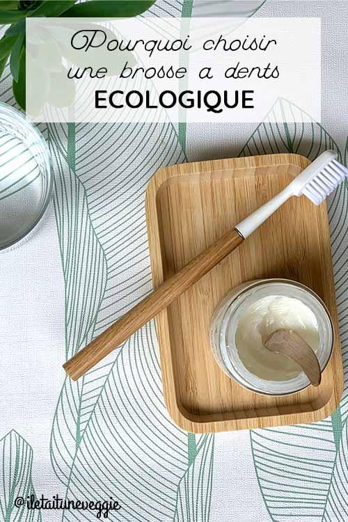 Caliquo Brosse à dents ecologique