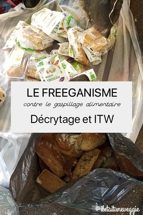 freeganisme poubelles magasin bio