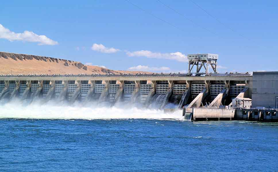 barrage energie hydrolique ecologie