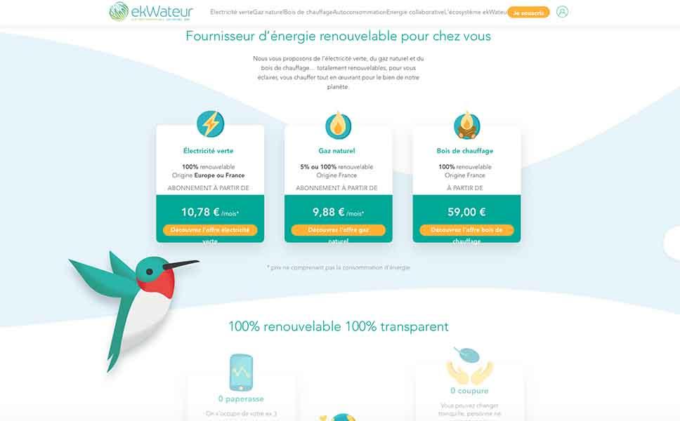 ekwateur energie verte