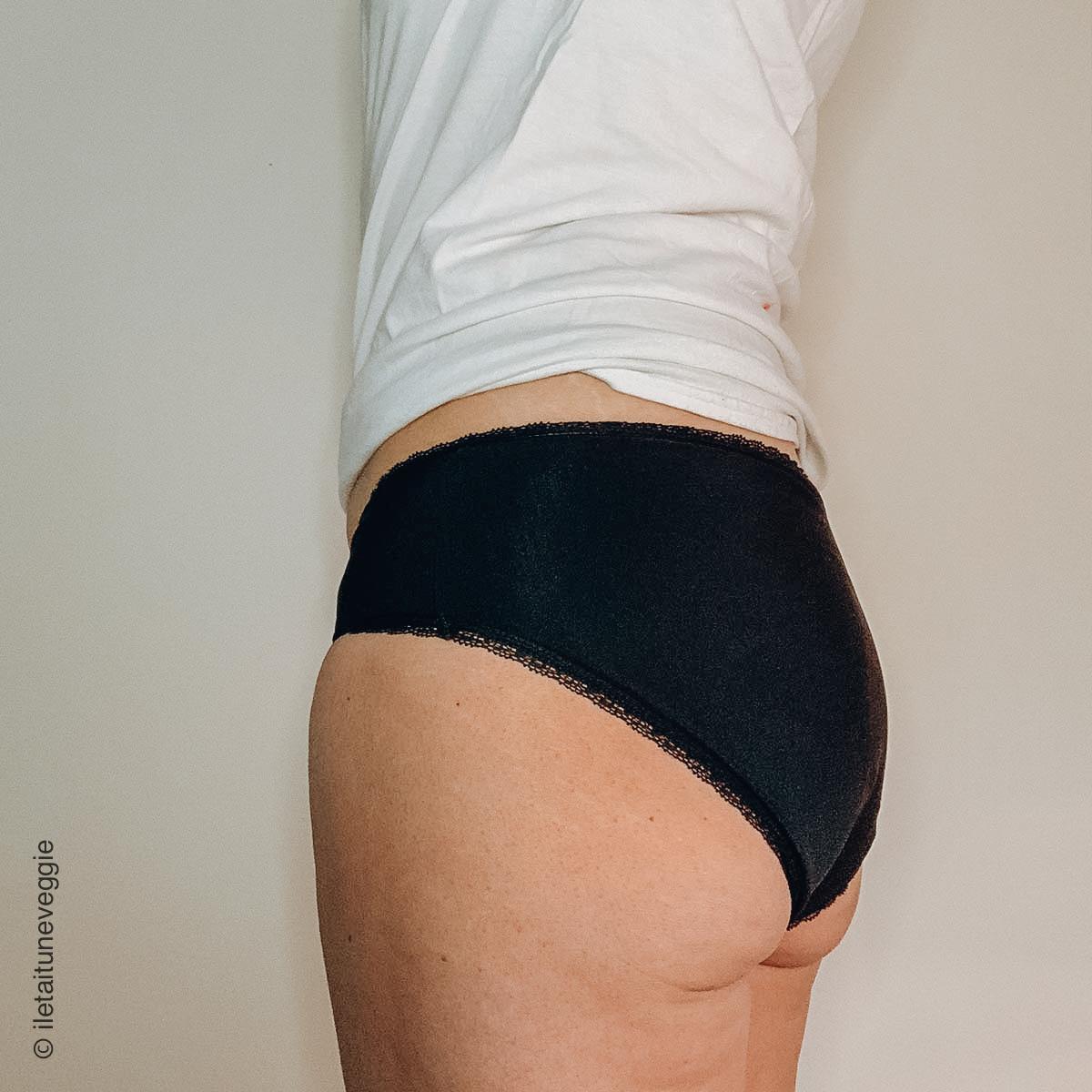 culotte menstruelle rejeanne il etait une veggie