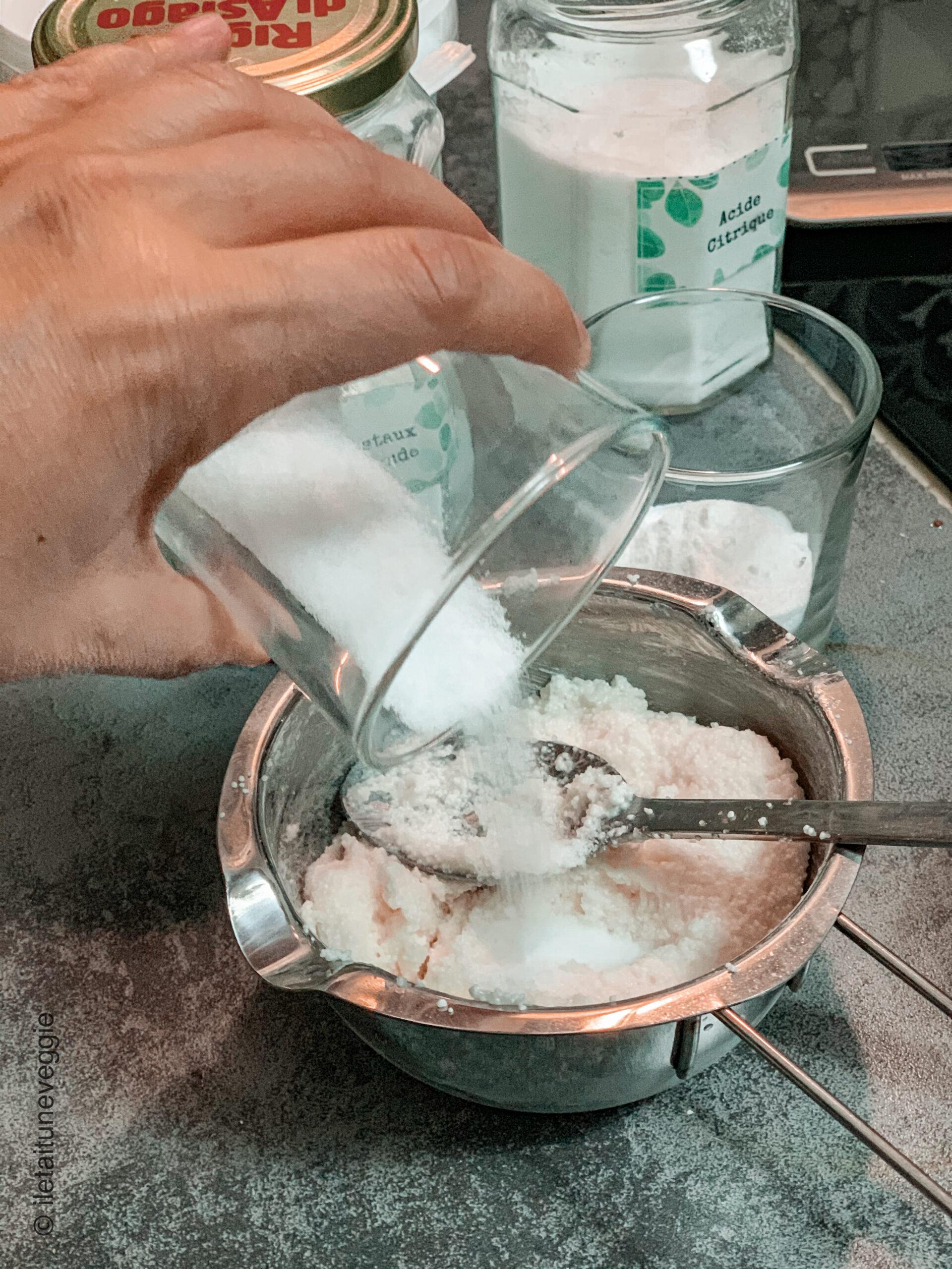 DIY fabriquer son cake a vaisselle