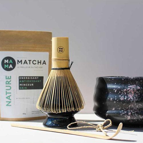Coffret dégustation thé Matcha